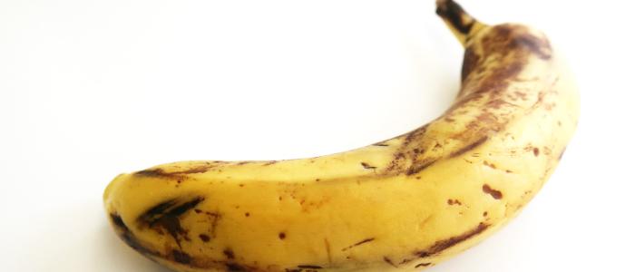 バナナの曲線