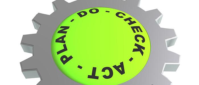 PDCAのイメージ