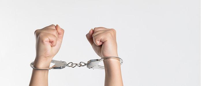 冤罪のイメージ