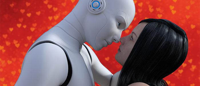 AIと恋愛のイメージ