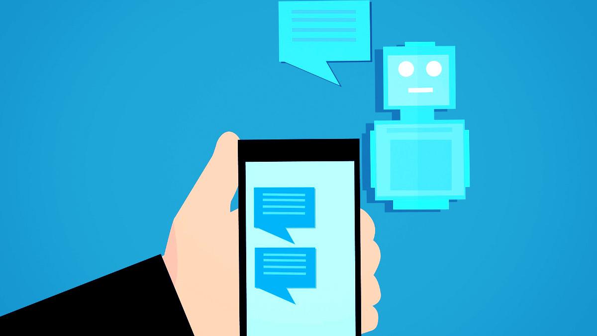 chatbotのイメージ