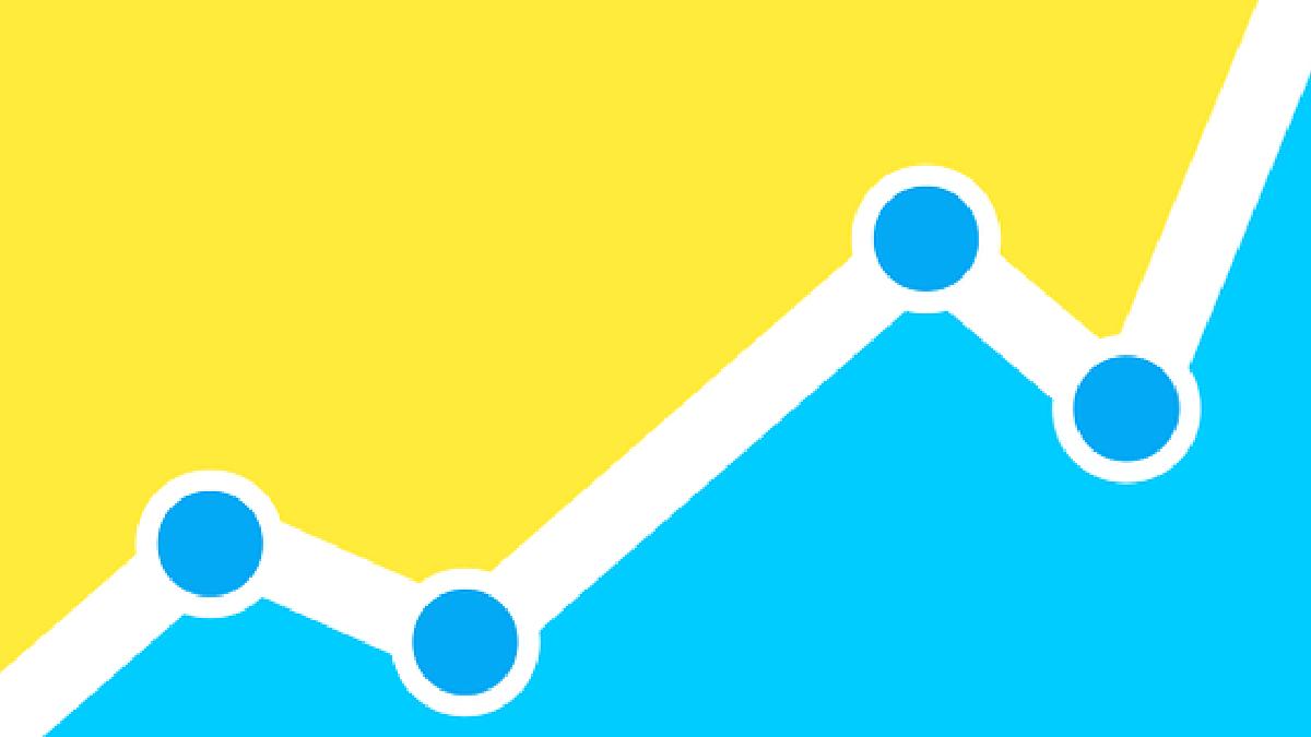 グラフに線を引くイメージ