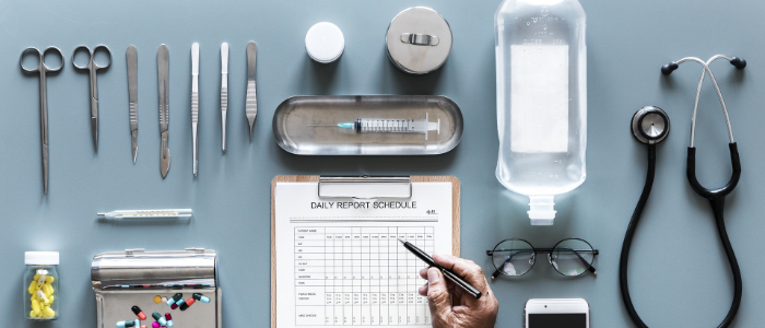 医療分野のイメージ