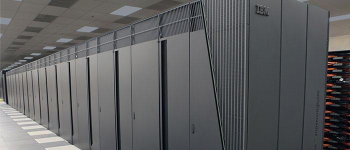 量子コンピュータのイメージ