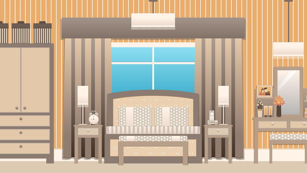 スマートホームのイメージ