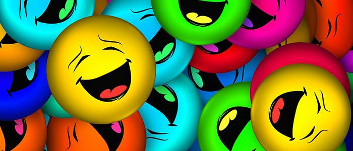 笑いのイメージ