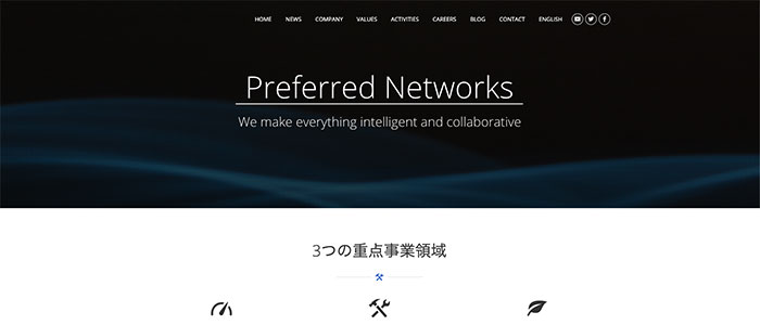Preferred Networksのイメージ