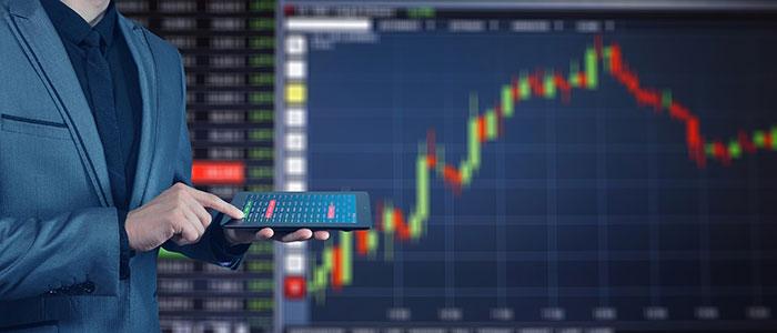 AIの株価予測のイメージ