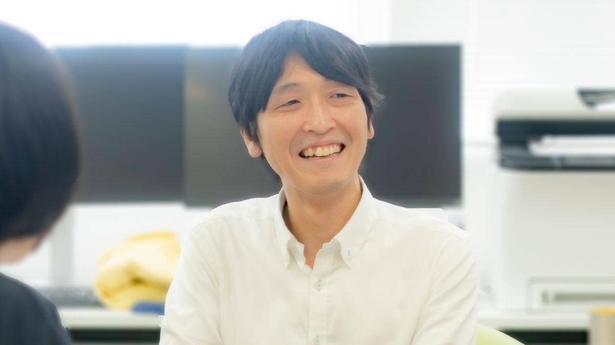 高野先生のイメージ