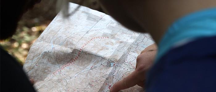 位置情報のイメージ