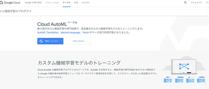 Cloud AutoML