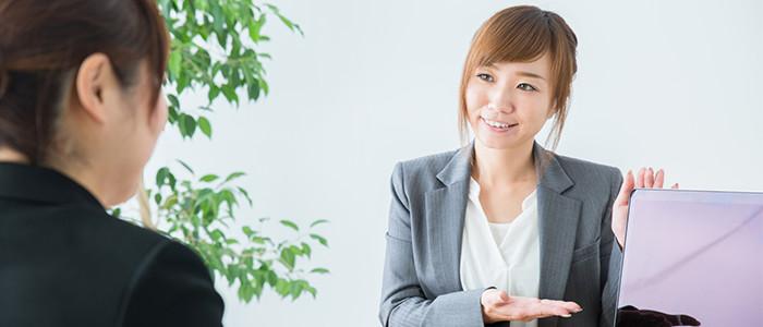 女性の活躍するイメージ