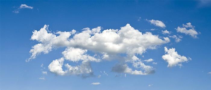 雲のイメージ