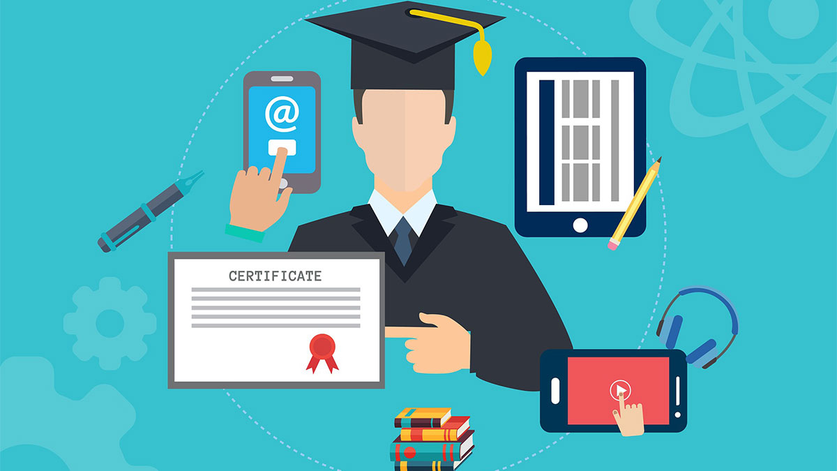 ICT教育のイメージ