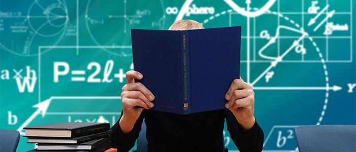 数学の本のイメージ
