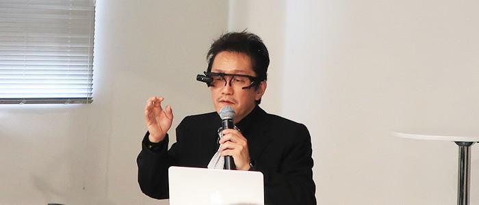 塚本先生講演
