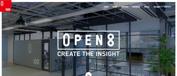 オープンエイトのイメージ