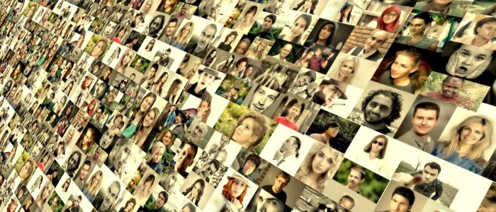 たくさんの写真のイメージ