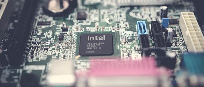 Intelのイメージ