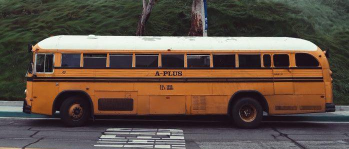 オールドタイプバス
