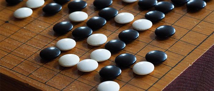 AlphaGoのイメージ