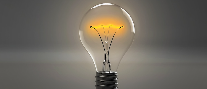 白熱電球のイメージ