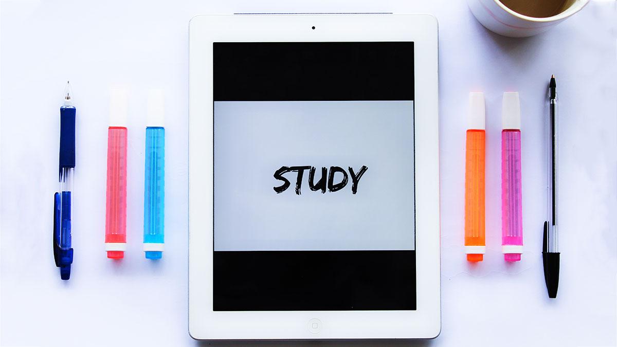 資格の勉強のイメージ