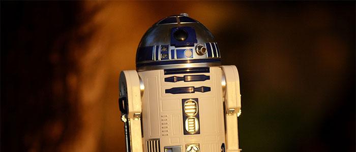 キャラクターのロボットのイメージ