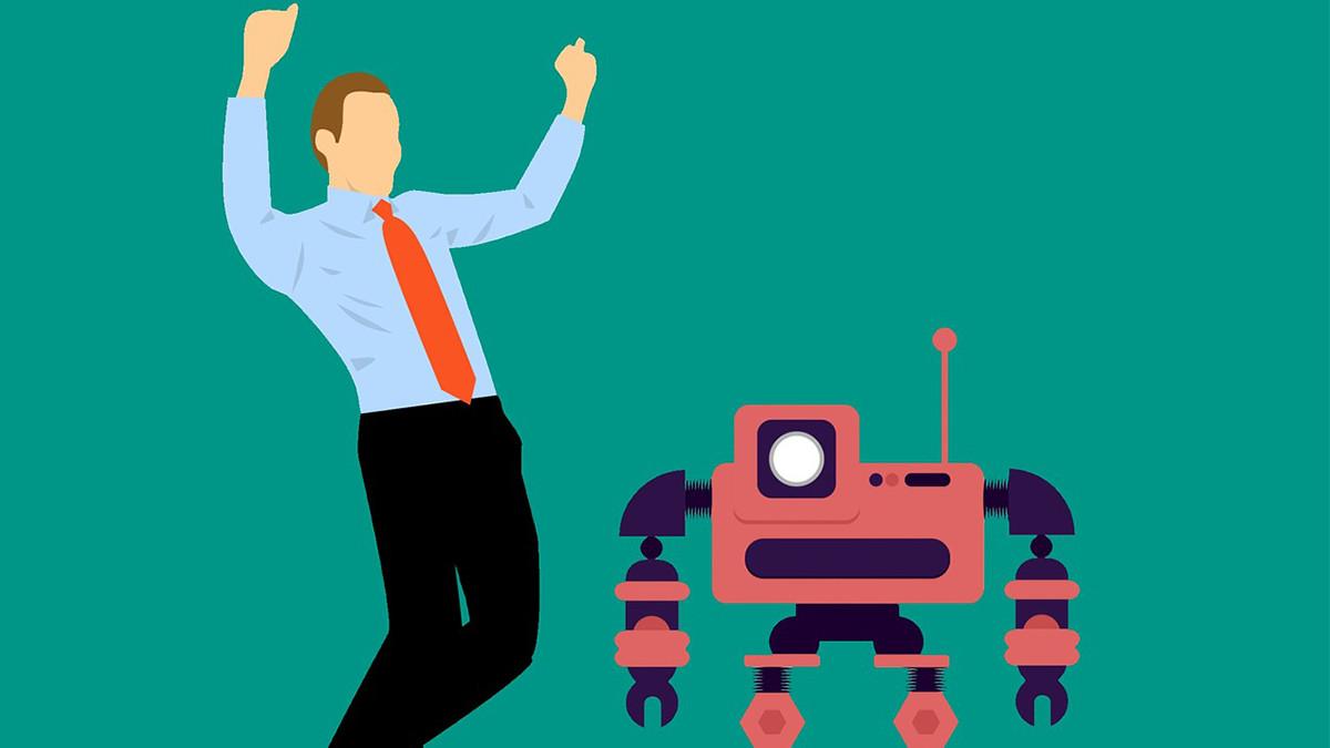 ロボットを人間に近づける方法とは?成功事例からわかったこと
