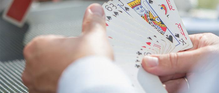 カードゲームのイメージ