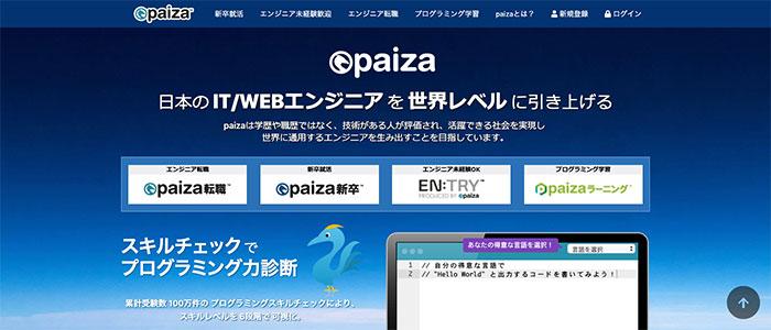 Paizaのイメージ