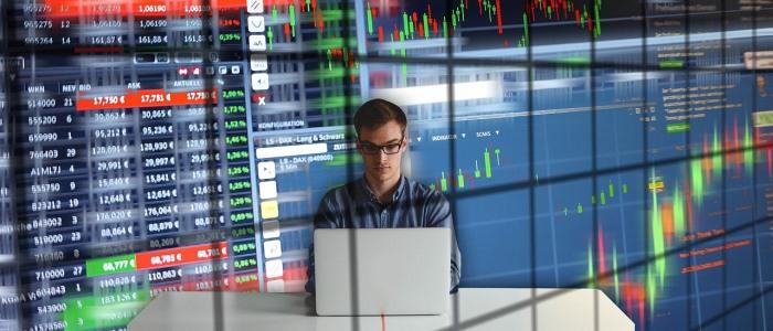 利益を出すドレーダーのイメージ