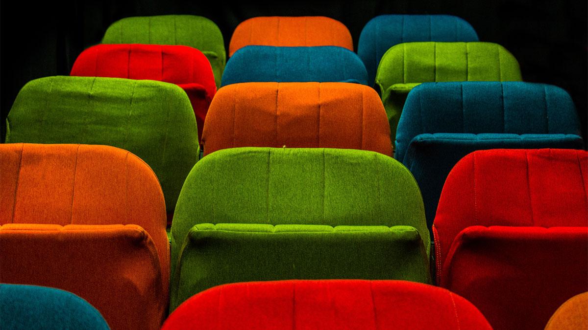 セミナーの席のイメージ