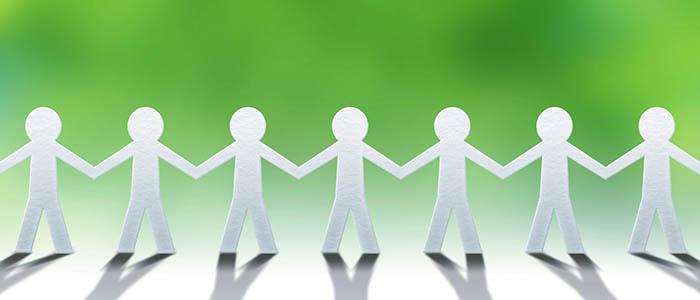 人間中心のAI社会原則イメージ