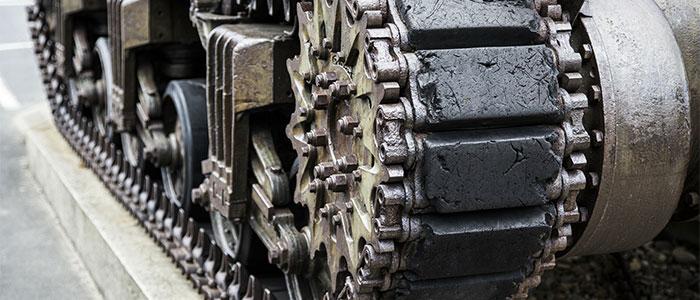 戦車のイメージ