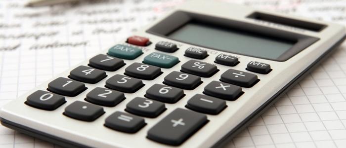 計算器のイメージ