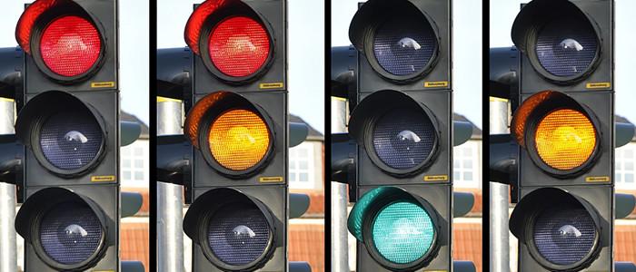 信号のイメージ