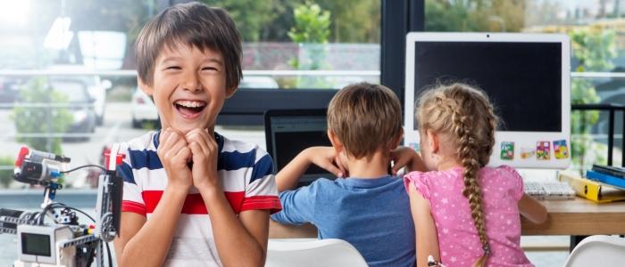 子供と作るイメージ
