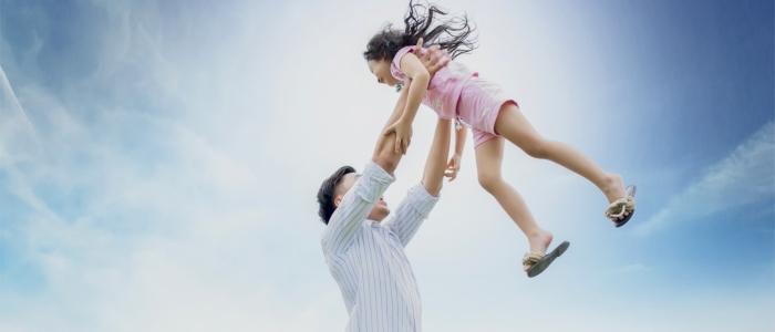 子供と遊ぶイメージ