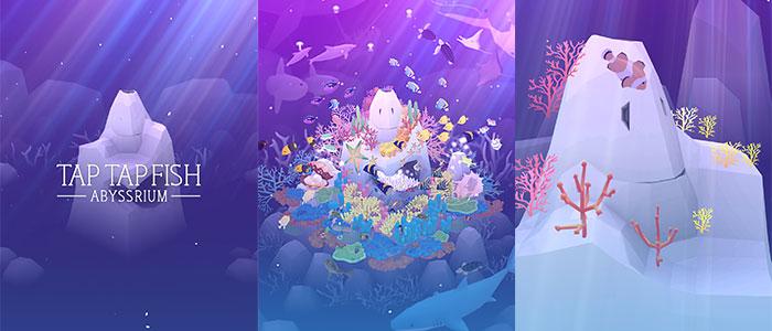アビスリウム-タップで育つ水族館-のイメージ