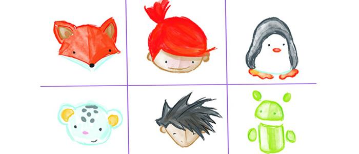 ルビィのぼうけんキャラクターのイメージ