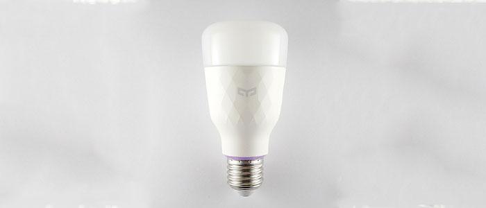 スマート電球のイメージ
