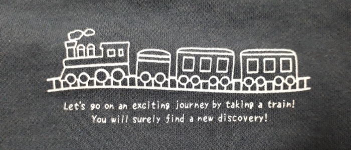 Tシャツのプリントのイメージ