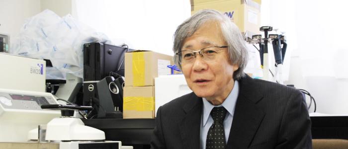 橋本 隆先生