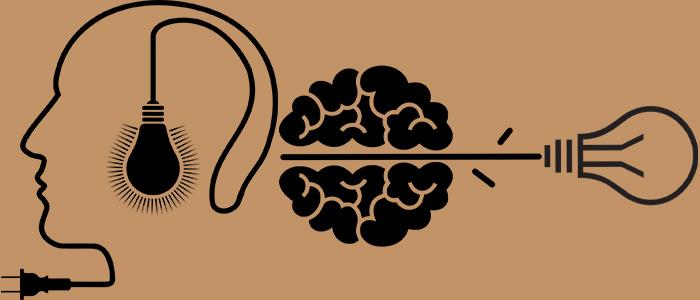人間の脳を人工的に作るイメージ