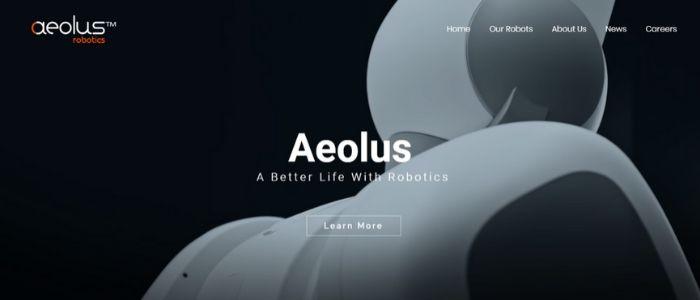アイオロスロボット