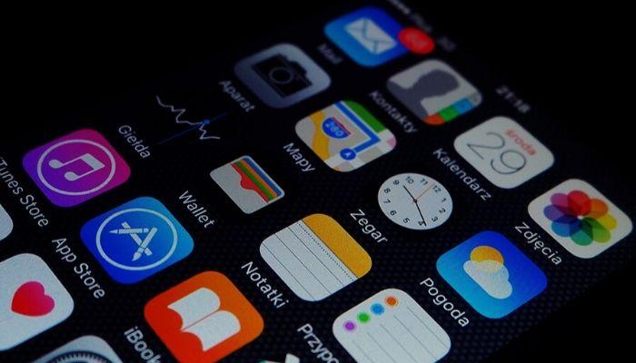 スマホのアプリのイメージ