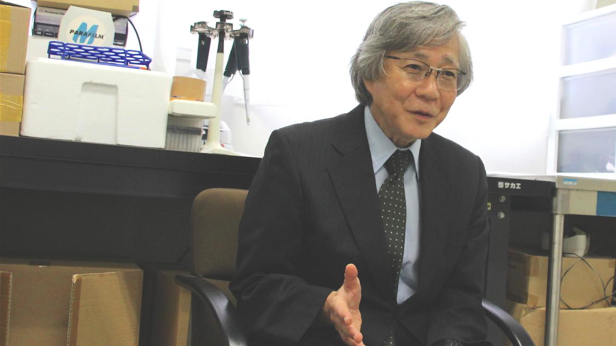 大阪市立大学の大学院医学研究科 皮膚病態学(皮膚科)橋本隆 特任教授