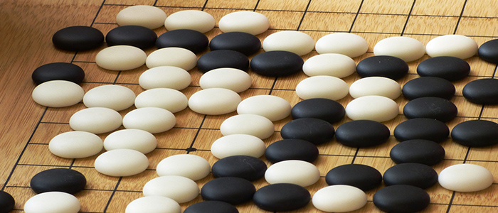 囲碁のイメージ