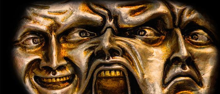 感情が芽生えるAIのイメージ